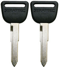 2 NEW HONDA MASTER IGNITION KEY BLANK HD90 X181 692066 NON-TRANSPONDER KEY