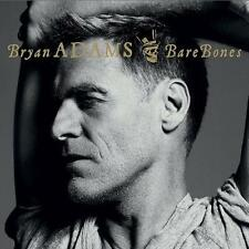 Bryan Adams - Bare Bones (Best Of-Live)  (2010) CD Neu