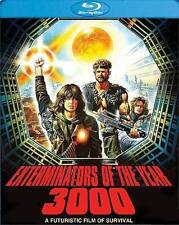 Exterminators Of The Year 3000 Blu-ray