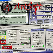 Mach3 CNC Software Artsoft! CNC Stepper Machines via PC