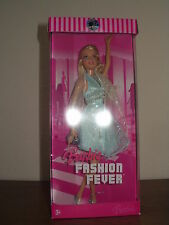 Barbie Fashion Fever-MIB-Mattel
