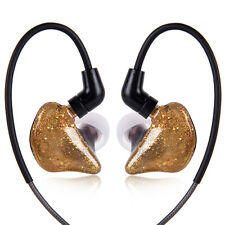 DR1 Dynamic Music in-ear Earphones, Wired,  Glitter Color in Fashion Style
