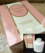 100% AUTHENTIC RARE DIOR DIORISSIMO Perfumed POUDRE DE TALC TALCUM BODY POWDER