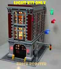 USB Powered LED Light Kit for Lego 75827 Ghostbusters Firehouse Headquarters
