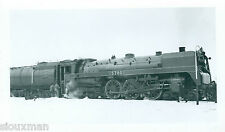 Vintage Canadian National #5700 a 4-6-2 pacific class Steam Locomotive