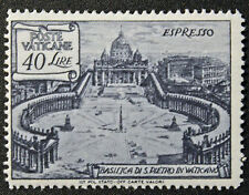 Timbre / Stamp VATICAN Yvert et Tellier Express n°11 n* (Cyn9)