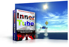 Inner Tube Flying ADHD BioFeedback Game for Wild Divine & Somatic Vision