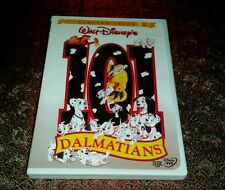 Rare 101 Dalmatians Limited issue DVD OOP!