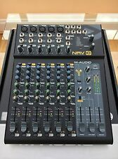 Mezclador Analógico-Audio NRV10 M & interfaz firewire de audio