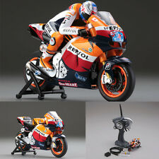 Kyosho MC-01 Repsol Honda RC212V 2011 Motorcycle No.27 Casey Stoner Ready Set