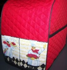 Bistro Chef Quilted Cover for Keurig Mini Brewer NEW