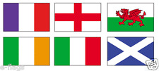 33FT 6 NATIONS RUGBY FLAG BUNTING ENGLAND IRELAND SCOTLAND WALES FRANCE ITALY