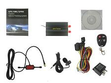 B04 Quad-Bands GPS/GPRS/GSM/SMS RealTime Car Vehicle Track Tracker System TK103B