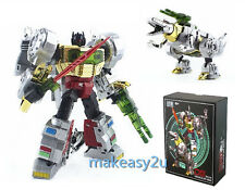 ZHANJIANG Transformers G1 Dinobot Grimlock Voyager MP08 Action Figure Toy