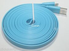 USB Charge Data Sync Lightning 8 Pin Cable For iPhone5 iPad4 /Mini Nano7(3 Meter