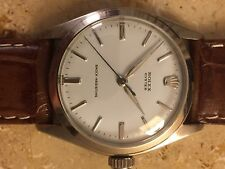 Rolex Oyster Stahl Uhr 6082 Steel Watch Top Zustand Excellent Condition