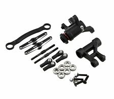 GDS Racing Alloy Steering Assembly Black for Team LOSI DBXL 1/5 RC Buggy