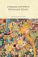 A Companion to the Works of Hermann Hesse (Studies in German Literature Linguist