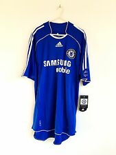 BNWT Chelsea Home Shirt 2006 - 2008. Large. Adidas. Blue Adults L Football Top.