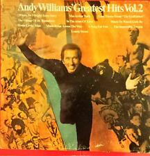 Andy Williams' Greatest Hits Vol. 2 Lp Vinyl 33 Giri
