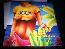 "LP 12"" AGUSTIN PANTOJA AGUA ITALY PRESS WESTUDIO RECORD 1990 EX++ SEXY COVER"