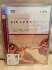 Joseph Haydn - Die Schoepfung - The Creation DVD Scottish Chamber Orchestra T30