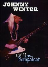 Johnny Winter: Live at Rockpalast (2011, DVD NIEUW)
