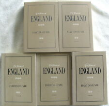 The History of England, Vol I-V by David Hume.
