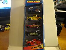 Hot Wheels 5 Car Gift Pack House Calls w/5 Trucks