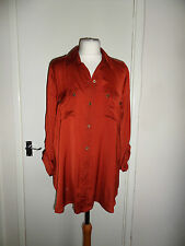 *New* M&Co Ladies Office Work Casual Luxe Shirt Blouse Size UK 14 EUR 42 RRP £35