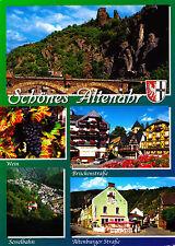 Schönes Altenahr , Ansichtskarte ,2003 gelaufen