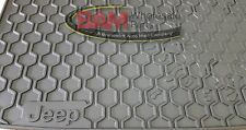 2015-2017 Jeep Renegade Rubber Cargo Mat Tray Liner OEM 82214195 New Mopar