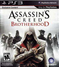 Assassin's Creed: Brotherhood  - Sony Playstation 3 Game
