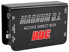 BBE Sound Magnum D.I. Active Direct Box - Brand New in Box - Bulletproof!!