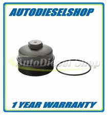 03-10 FORD 6.0L / 6.4L POWERSTROKE DIESEL OEM MOTORCRAFT ENGINE OIL FILTER & CAP
