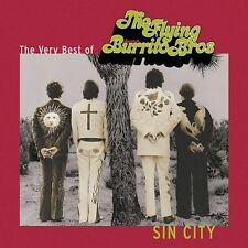 Flying Burrito Brothers, Sin City: The Very Best of, Excellent Original recordin