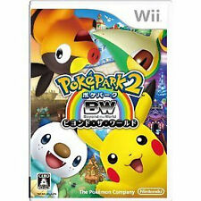 PokePark 2 Beyond the World POKEMON Nintendo Wii Import Japan