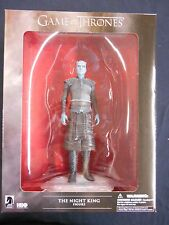 """GAME OF THRONES """"THE NIGHT KING"""" FIGURE (DARK HORSE DELUXE) NEW!"""