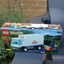 NEW LEGO 1029 Milk Delivery Truck from 1999 Promo DISCONTINUED Tine Diaries City