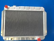 Pro Series Aluminum Radiator 63 - 68 Chevelle Impala Chevy with Trans Cooler
