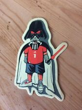 FUNNY DARTH VADER Storm Trooper, Star Wars, Adidas Clothing Vinyl Sticker Deca