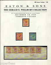 1988 Auction Guide - British Columbia & Vancouver's Island - ex Gerald Wellburn