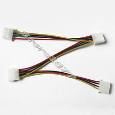 4pin M to 3 F IDE/DVD/ATA Power Supply Split Cable s601
