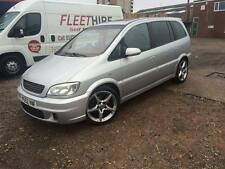 "VAUXHALL ASTRA H MK5 ZAFIRA B 18"" SRI PENTAS ALLOYS WITH TYRES 5 STUD Z20LEL"