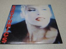 EURYTHMICS 33RPM LP BE YOURSELF TONIGHT ROCK POP ANNIE LENNOX RCA 1985