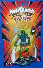 "Power Rangers Jungle Fury5"" Evil Melle with Flit the Fly New Factory Sealed 2008"