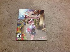 ATELIER RORONA THE ALCHEMIST OF ARLAND INSTRUCTION BOOKLET MANUAL (no game)
