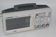 Siglent SDS1102CML Oscilloscope 100MHz 1GSa/s 2Mpts SCPI USB RS232 filter 12lang