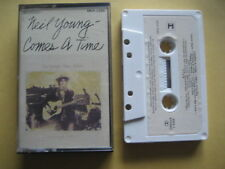 neil young comes a time cassette tape