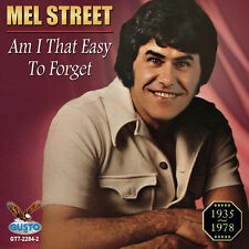 Mel Street - Am I That Easy to Forget [New CD]